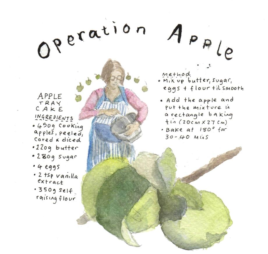 operation apple